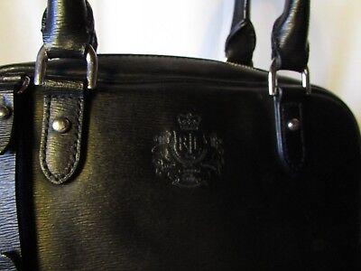 09e9bb310b SAC RALPH LAUREN cuir noir - EUR 170,00 | PicClick FR