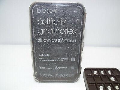 Bredent Aesthetics Gnathoflex Silikonkauflächen Nr.764 # Pg 4