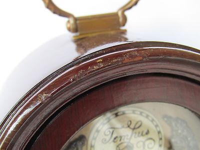 Vintage/Antique Mappin & Webb Scott Elliot Bracket Clock 6
