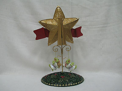 Peace Christmas Tree Topper.Whimsical World Of Pocket Dragons Peace On Earth Christmas Tree Topper Ornaments