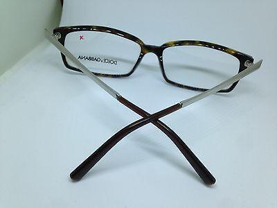 DOLCE e GABBANA occhiali da vista rettangolari unisex glasses lunettes DG3004