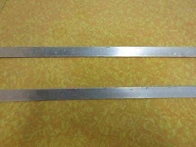 Brass Paul Mccobb Calvin Planner Group Dresser Chest Aluminium Trim Hardware B 7