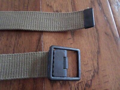 Wwii Marine Corps Usmc Demolition Belt Or M1 Carbine Clip Pouch Belt 5 Snap 3