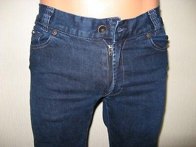 Worn Once Boys Hugo Boss Slim Fit Stretch Straight Leg Dk Blue Jeans Age 12-14 2