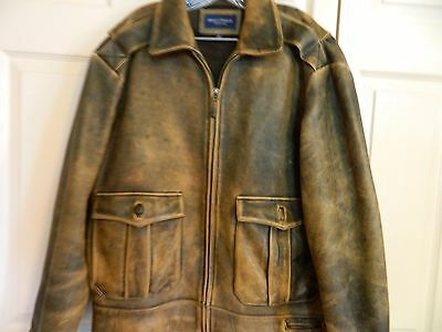 f4480c4ae9 DANIEL CREMIEUX MENS Leather Jacket size M - $175.00 | PicClick