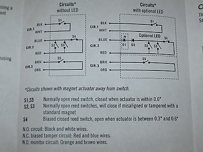 toggle switch wiring diagram for safety interlock wiring diagram Wiring Diagram for Motor new ge sentrol edwards 302 bt 03a guardswitch safety interlock toggle switch wiring diagram