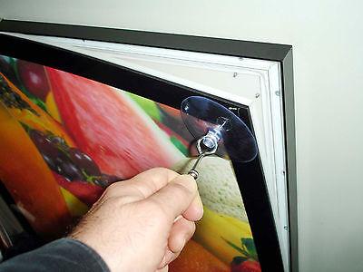 A0 SLIM LED LIGHT BOX POSTER DISPLAY -Menu Board Sign Poster Display Lightbox 3