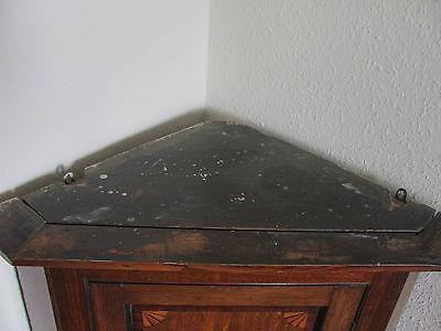 georgian oak corner cupboard corner cabinet 2