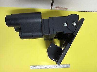 Polyvar Reichert Leica Tête Assemblage Microscope Optiques Tel Quel Bin #56-01 6