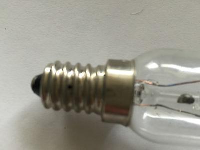 BRAND NEW Kelvinator Fridge Lamp Light Bulb Globe KTM3900MB KTM3900WB KTM4200WA 2