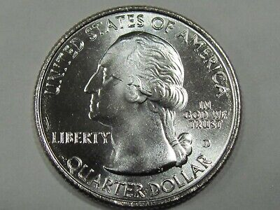 2019 D - Lowell National Historical Park Quarter Dollar 2