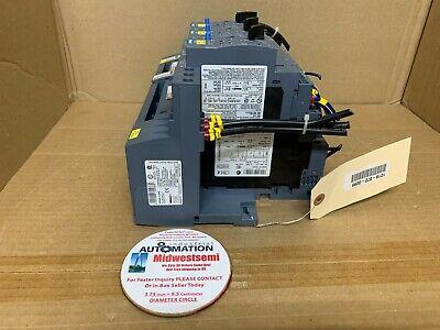 Siemens Mix Lot Of 6 (3X) 3Ra6120-1Db33| 3Ra6812-8Ab | 3Ra6822-0Ab | 3Ra6830-5Ac 4