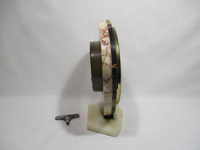 Antique Pendulum Clock Mecanique Bayard Vintage Clock Pendulum Orologio 4