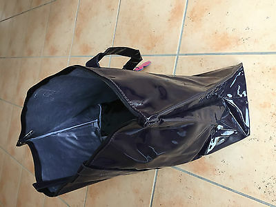 Dunkel violette Lack SM Tasche für die SM Utensilien 4