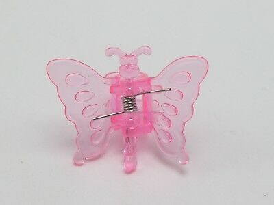 25 Mixed Color Plastic Cute Dragonfly Hair Claw Clips Clamp 35X36mm for Kids
