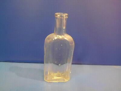 7 alte Apothekerglasflaschen - Drogistenflaschen 5
