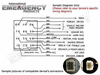 Federal Signal Ss2000 Wiring Diagram - Wiring Diagram And Schematics