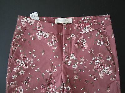ZARA Girls Top + Trousers, Age 8 6