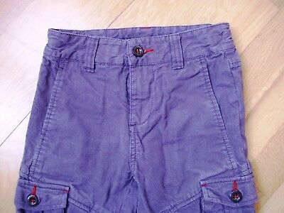 Boys fine needlecord TED BAKER jeans trousers age 7 great condition 2