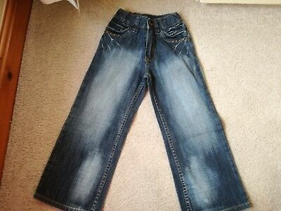 Boys Denim Jeans BHS 6 Years used In great condition 2