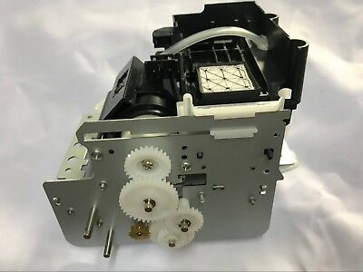 ORIGINAL for Mutoh VJ1604W RJ900C Heap Cap Station Water Pump Capping Assembly 2