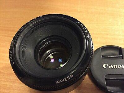 Canon EF 50mm F/1.8 II Lens 4