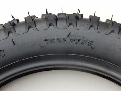 3.00-12 inch Tyre + inner tube Trail Off Road Dirt Bike Motocross Motorcycle pit 4