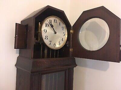 German Grandfather Clock 4