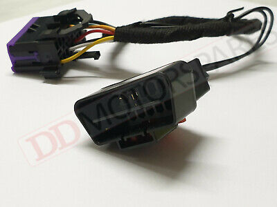 Vw Audi Vag Obd Guard Dummy Port Security Block Lock Anti Theft 3