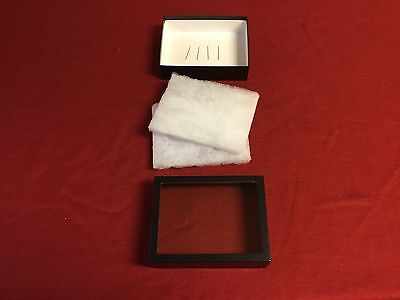 10 Pack of Riker Display Cases 6 x 8 x 2 for Collectibles Jewelry & More