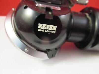 Zeiss Pol 466220 Tourelle Assemblage Microscope Pièce comme sur Photo # 8