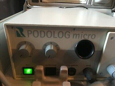 Micro moteur podolog ruck 6