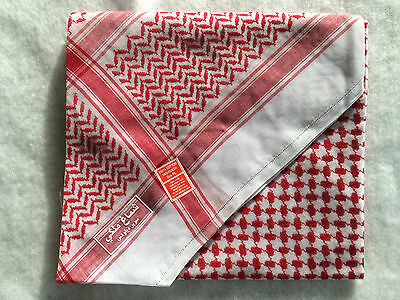 Arab Shemagh Keffiyeh Palestine Scarf Shemagh Shawl Large And Small Available