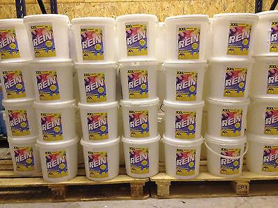30 Kg Rein Waschpulver(ca 550 Waschladungen) Voll Waschmittel  Markenhersteller 6