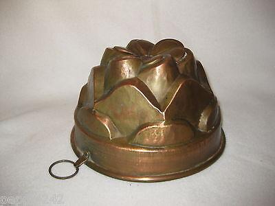 ++ alte schöne Kupfer Backform Kupferform   ++Hhj 2