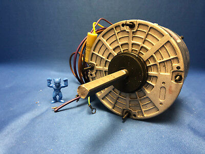 Dayton 3M265G Condenser Fan Motor 1/3 HP, 1625 RPM, 60 Hz, Phase 1 5