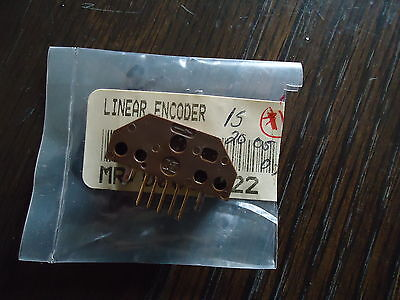 New Elecroglas #21678-006 Linear Encoder Heds-9200, 9514 R00. 2