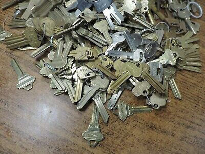 18 pounds key blanks ilco,corbin russwin, schlage, star , sargent others #2 2