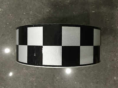 30CM/3M/5M Reflective Safety Warning Conspicuity Tape Film Stickers Multicolor 7