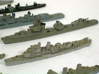 Konvolut 15 Schiffe, U-Boote, Zerstörer,Guß 2