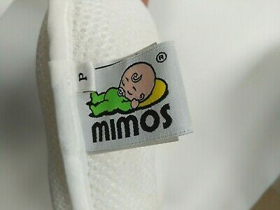 MIMOS Pillow SIZE-P (Pram)For Flat Head good for travel (1-10 month) 3