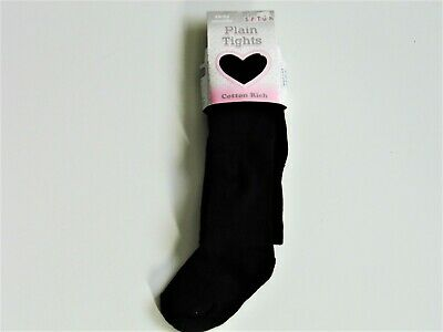 Baby , Toddler And Girl  Plain , And Striped Patterned Tights In Various Sizes 5