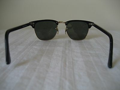 dd0fb41db6096 ... Vintage Authentic Bausch   Lomb Ray Ban W0365 Xwas Sunglasses Made In  U.s.a. 9