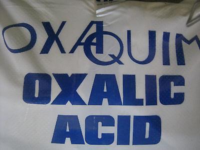Acide Oxalique - Sel D'oseille 500 Grammes 2