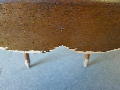 """Antique Vintage Corner Chair by Lane Earl's Court Collection 31""""H x  26""""W 10"""