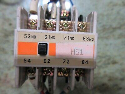Fuji Electric Contactor Sz-A22 A600 Q300 4Sh440 Sh-4 100V Sh-4 4