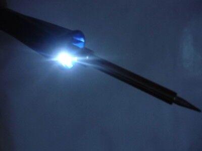 Lötkolben mit LED Beleuchtung Feinlötkolben leuchtender Löt Kolben 30W 230V 134g