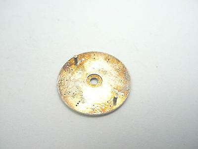 Pearl 15.02mm Vintage Mido Starlet Watch Dial Gold Stick Markers New Old Stock 2