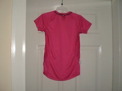 "T-Shirt "" Karrimor ""RUN Pink Size: Age:13  Years,Eur 158  Used 5"