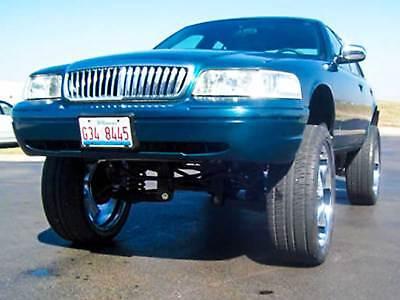 CROWN VIC LIFT kit 98-02 Grand Marquis Donk suspension Town Car 24 26 rims